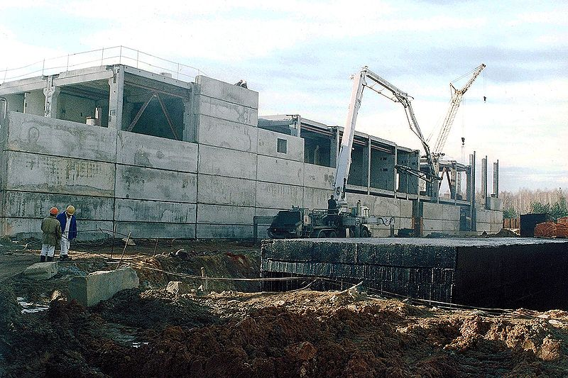 The Fissile Material Storage Facility at the Mayak Plutonium Plant