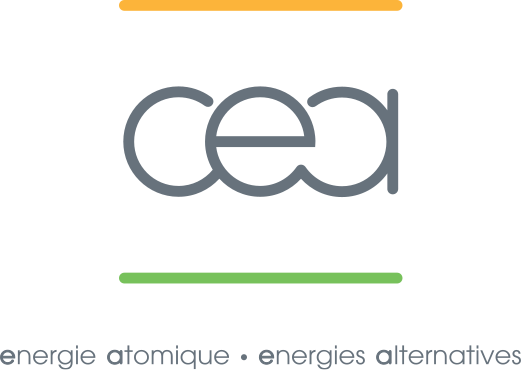 The current logo of the CEA
