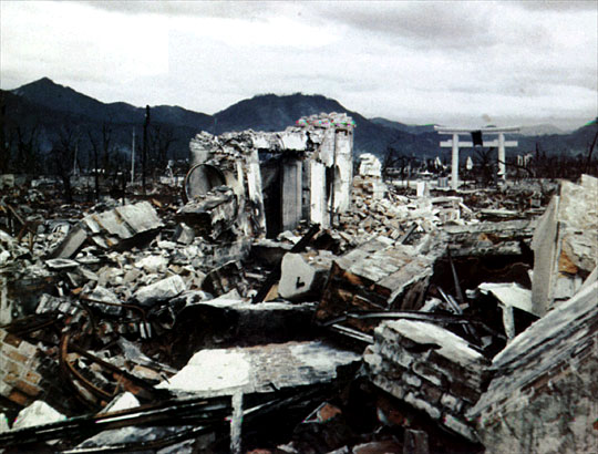 the controversial question of whether the atomic bombing of japan was necessary The most controversial decision the atomic bomb was not necessary to either end the pacific war or to the atomic bombs, and the defeat of japan wilson d.