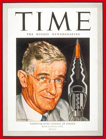 Vannevar bush 1945 essay invention