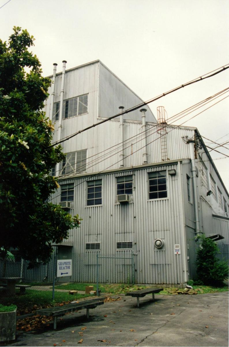 X-10 Graphite Reactor at Oak Ridge
