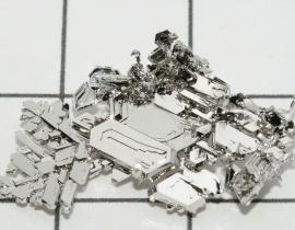 Platinum crystals