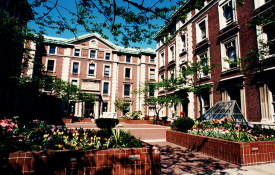 Schermerhorn Hall at Columbia University. Photo courtesy of Columbia University.