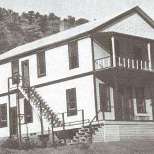 Boarding House in Uravan c. 1935
