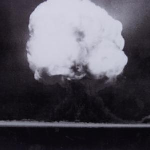 The explosion at Trinity