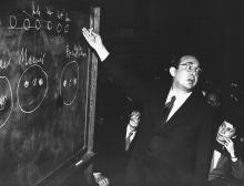 Leo Szilard. Photo courtesy of Argonne National Laboratory