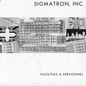 The business Sigmatron founded by Gordon and two others.