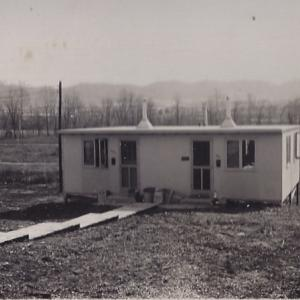 721 Raccoon Avenue in Oak Ridge, where the Behls lived. Photograph courtesy of Hal Behl.