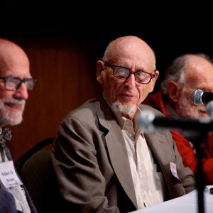 Los Alamos panel: Robert JS Brown, Ben Bederson, and Norman Brown