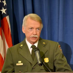 National Park Service Director Jonathan Jarvis