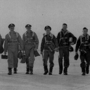 Jack Widowsky and his crew. Jack is third from left.