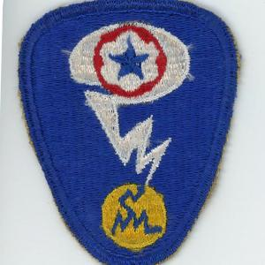 Manhattan Project emblem patch