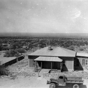 McDonald Ranch House at the Trinity Site