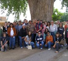 Participants in the 2009 New Mexico Workshop
