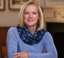 Stephanie Meeks, president of the National Trust for Historic Preservation