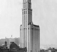 Woolworth Building - Kellex Corporation HQ