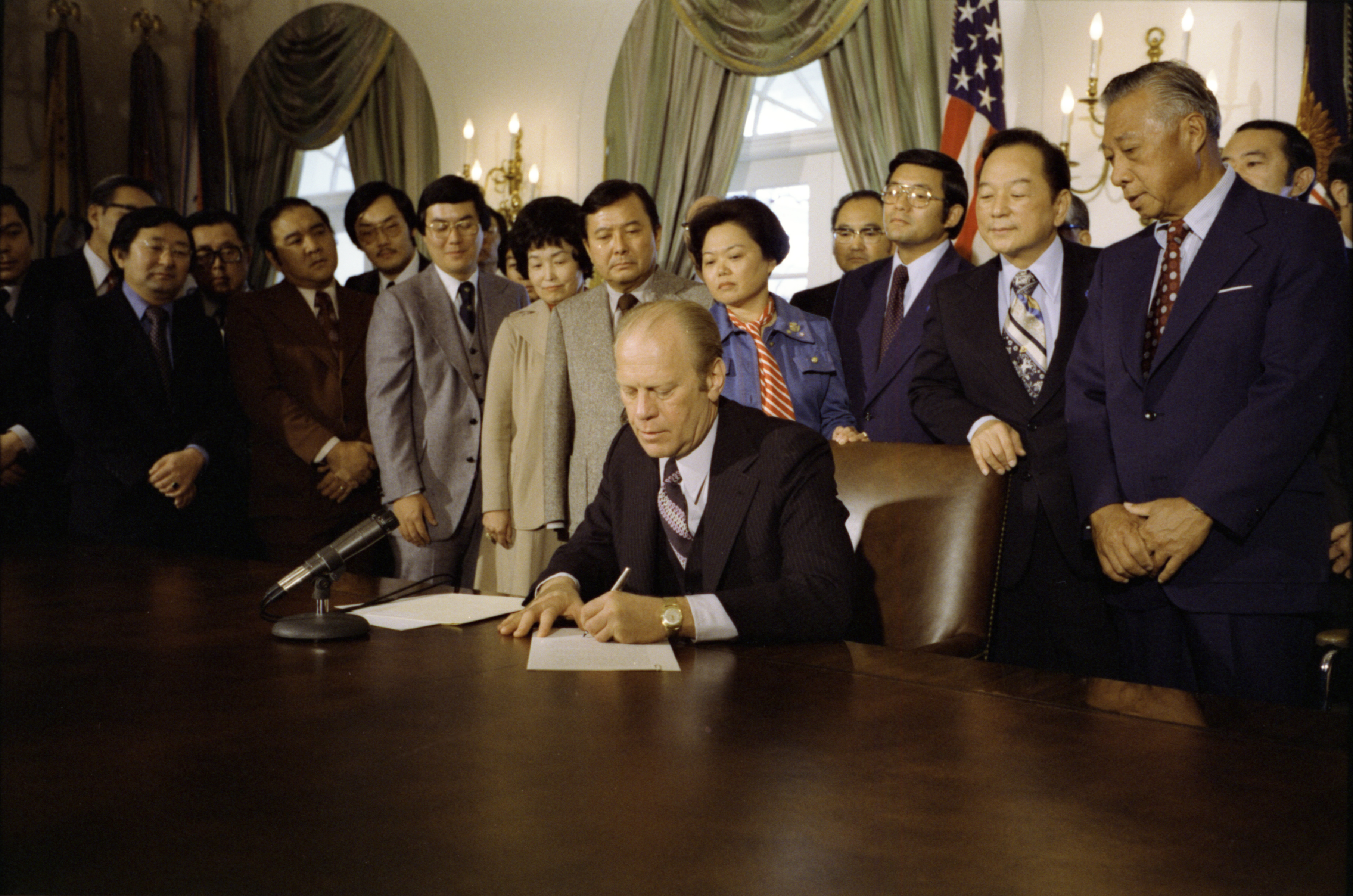 The Incarceration of Japanese-Americans during World War II