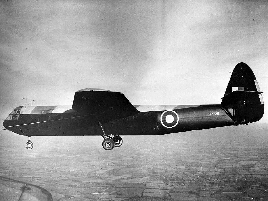 Airspeed Horsa - British Glider Plane Type Used in Operation Freshman. Photo by Royal Air Force via the website/www.raf.mod.uk. Public Domain.