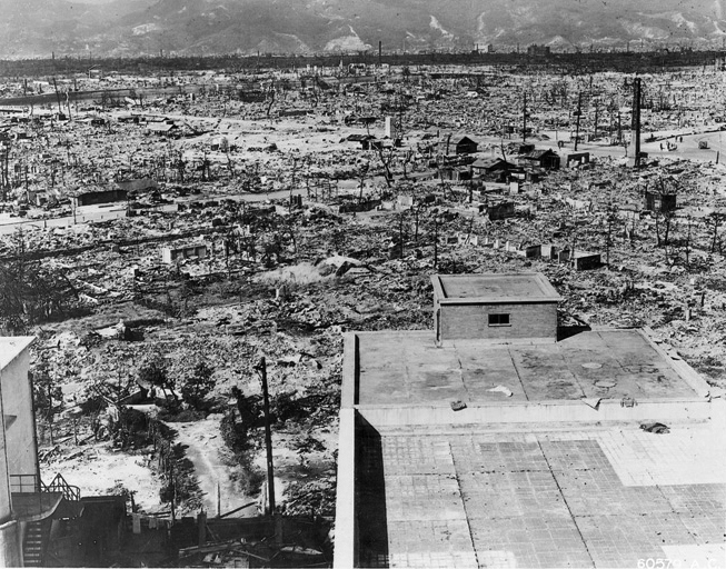 a discussion on the atomic bombing of hiroshima and nagasaki was it necessary But if we focus our discussion on the use  was necessary to drop the atomic bombs in order to  schools of hiroshima-nagasaki atomic bombing interpretation.