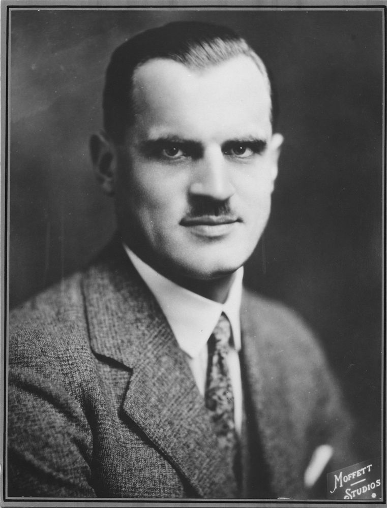 Arthur H. Compton. Photo courtesy of University of Chicago Photographic Archive, apf1-01862, Special Collections Research Center, University of Chicago Library.