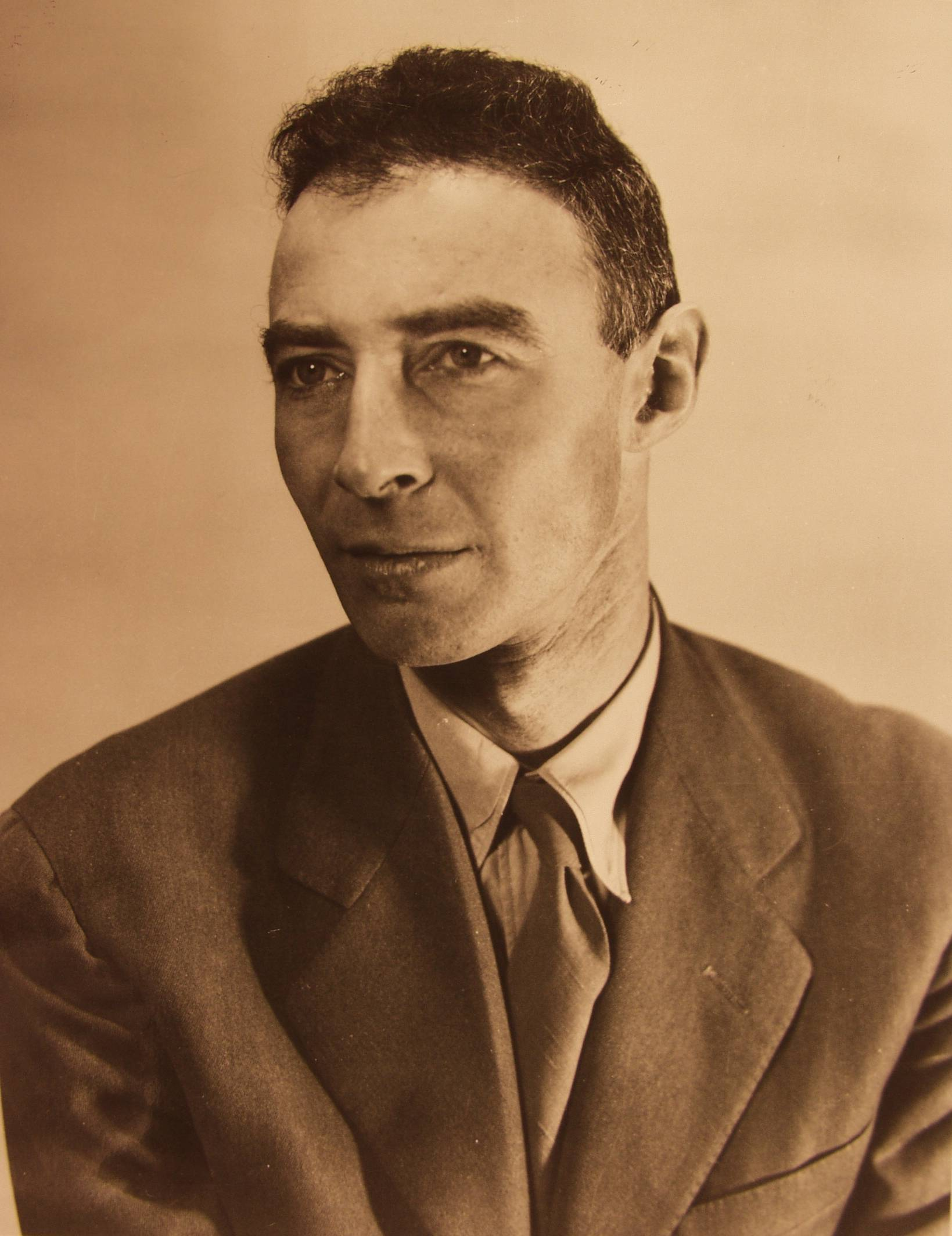 An introduction to the life of j robert oppenheimer