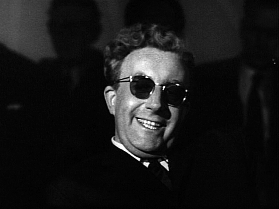 Peter Sellers as Dr. Strangelove