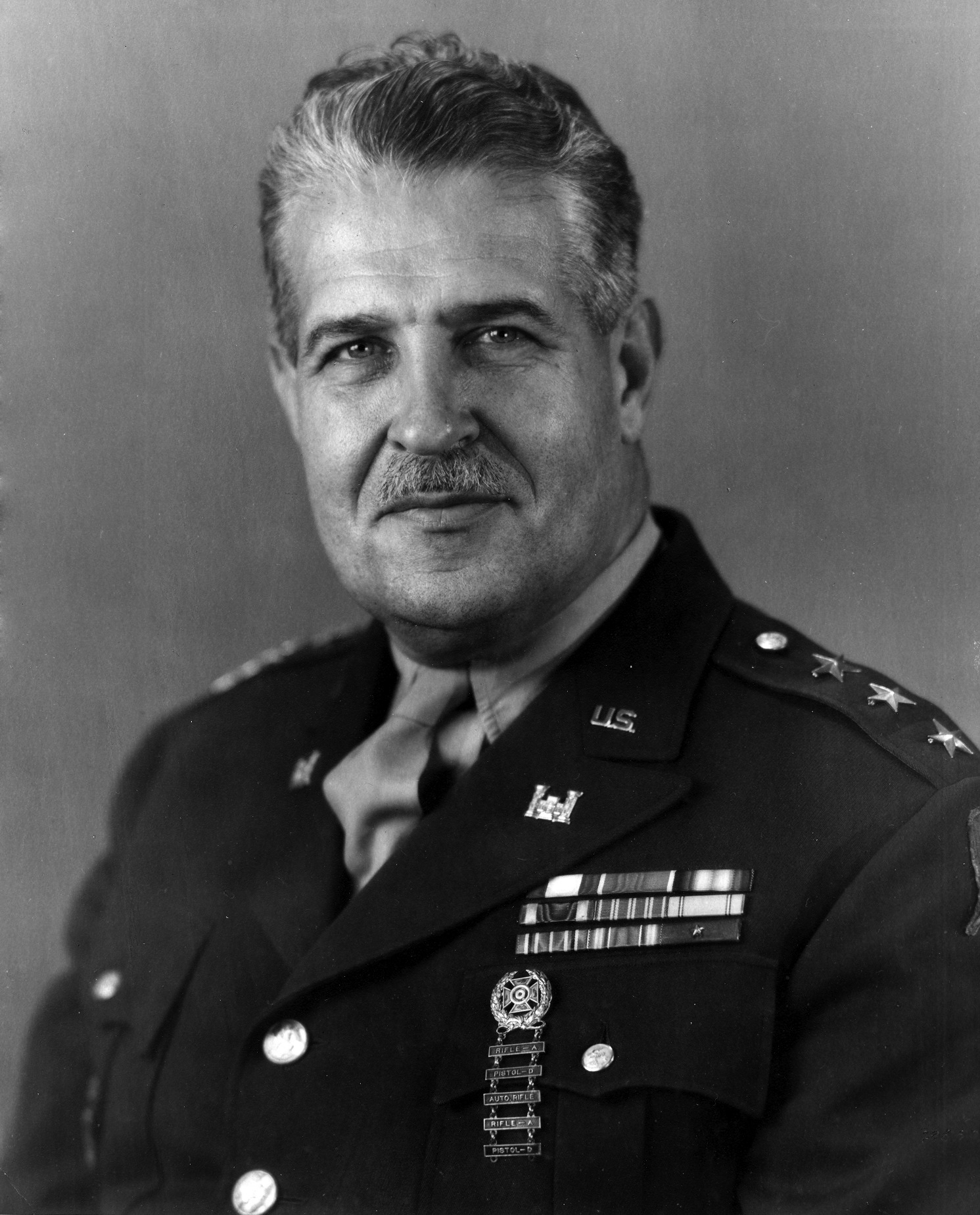 General Groves.