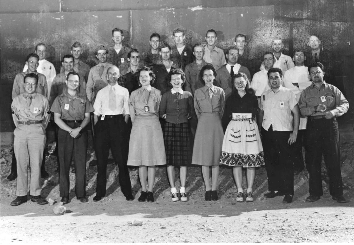 Women at Los Alamos