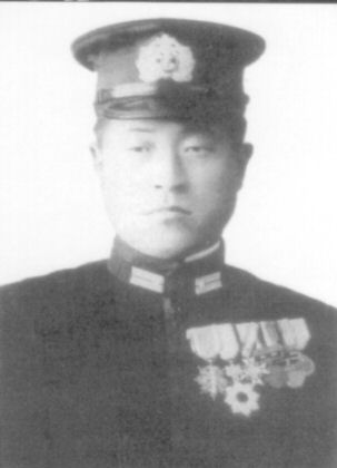 Mochitsura Hashimoto during the war