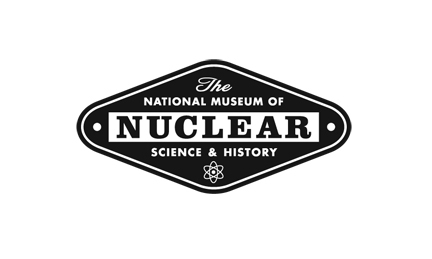 National Museum of Nuclear Science & History Logo