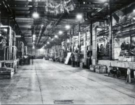The interior of the K-25 Plant, c. 1943-45