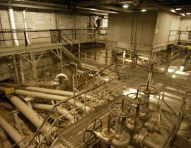The Valve Pit at B Reactor