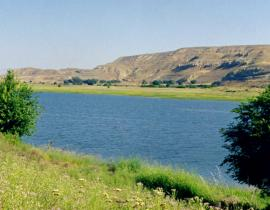 The majestic Columbia River