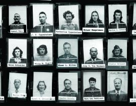 Los Alamos ID badge photos