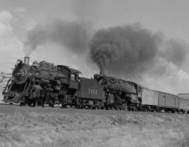 The Atchison, Topeka, and Santa Fe Railroad