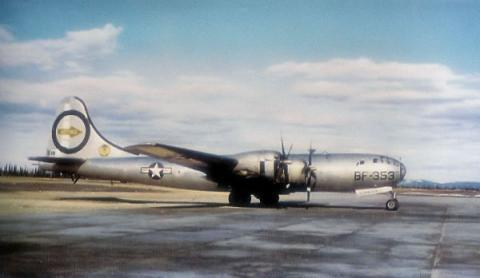 B29 Superfortess.