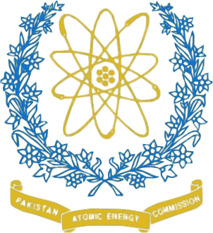 The logo of the Pakistan Atomic Energy Commission