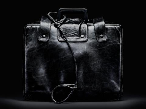 The American nuclear football