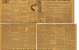 Santa Fe New Mexican on August 6, 1945