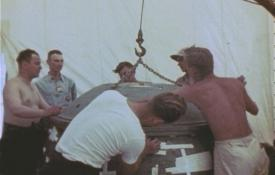 Oppenheimer and the Gadget before the Trinity test