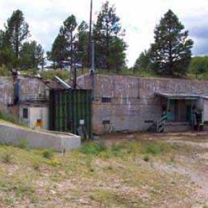 The Gun Site at Los Alamos