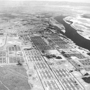 Aerial View -- Hanford