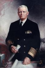 Admiral Chester Nimitz. Courtesy of Wikimedia Commons.