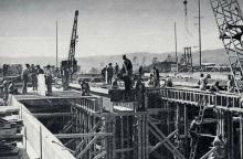 Construction on K-25 Plant.