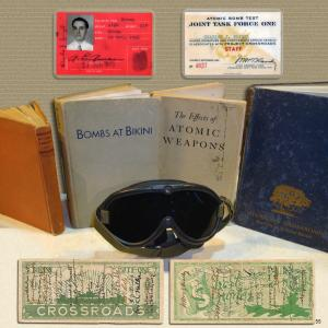 Spiegl Operation Crossroads Memorabilia