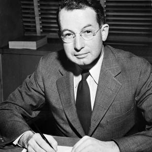 Robert Bacher. Photo courtesy of LANL.