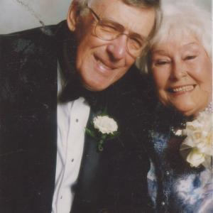 Bill and Olive Tewes