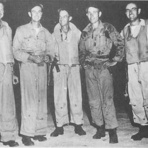 Bockscar's Enlisted Crew Members