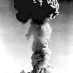 China's first nuclear test, October 16, 1964
