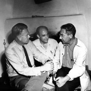 Ernest Lawrence, Enrico Fermi, and I. I. Rabi